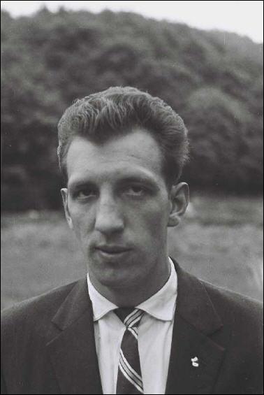 FC Dahl Passbilder um 1960 <b>Fritz Flügge</b> (10/26) - l009